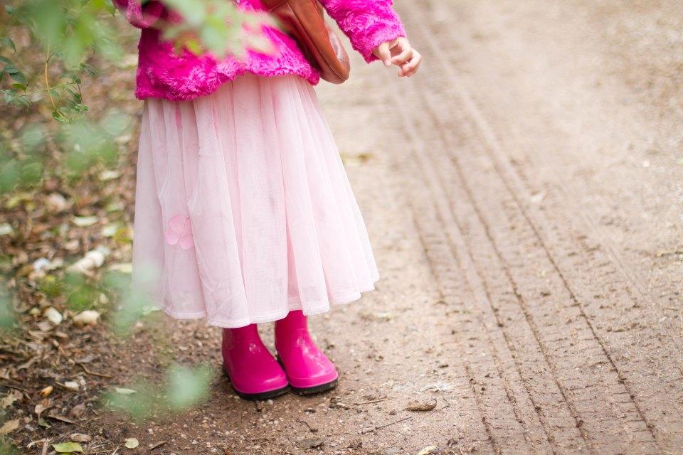 Pink and Sass!