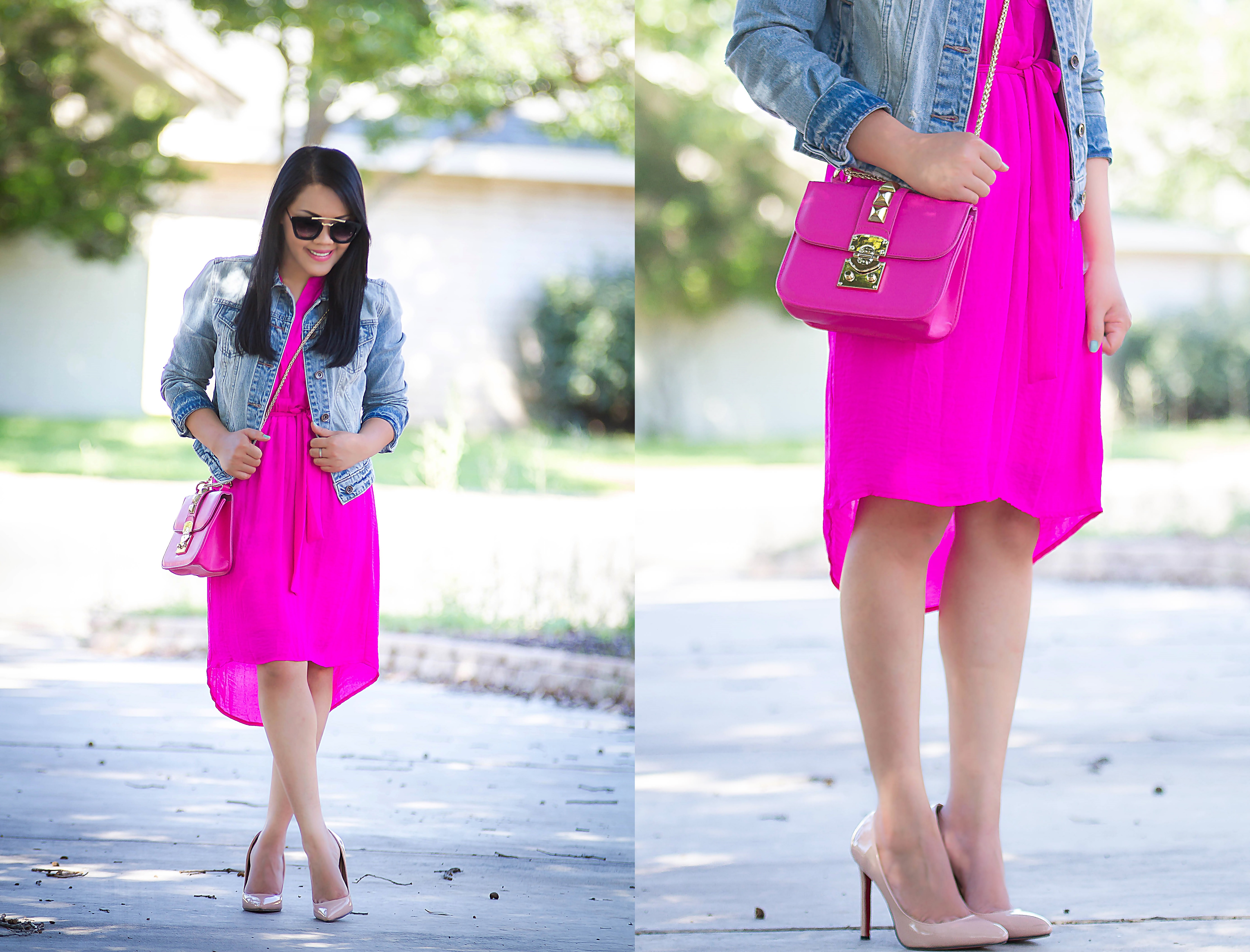 Love Me Some Pink The Len Parent Style A Texas Based Fashion Lifestyle Blogger