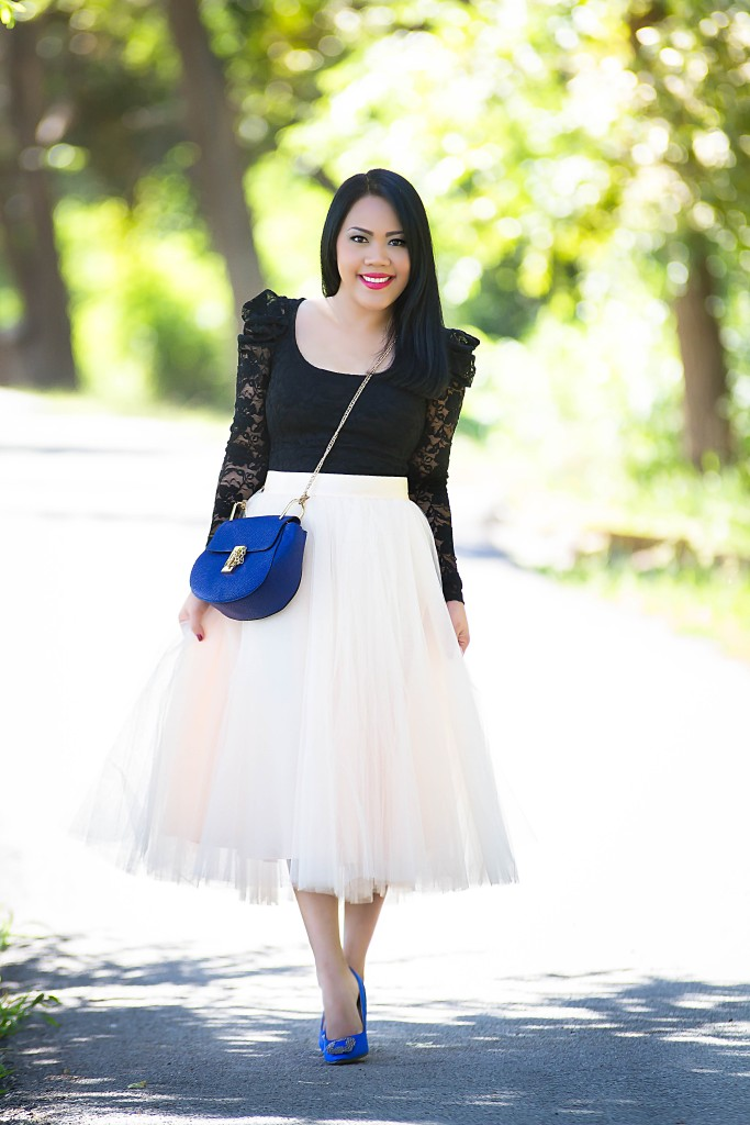 Like a dream- Space 46 boutique tulle skirt