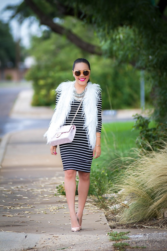 Fur and stripes..