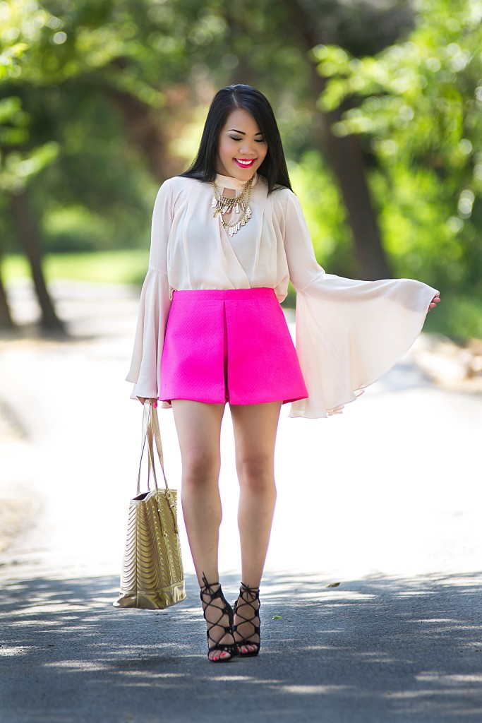 Hot Pink The Len Parent Style A Texas Based Fashion Lifestyle Blogger