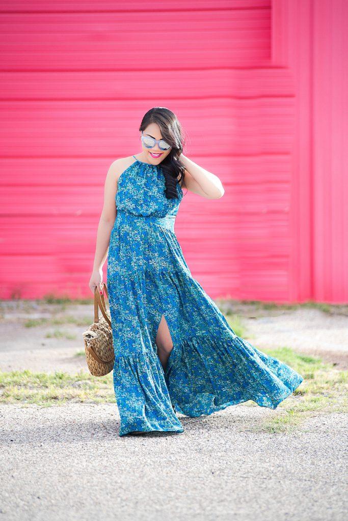 Bell & Sky Maxi Dress
