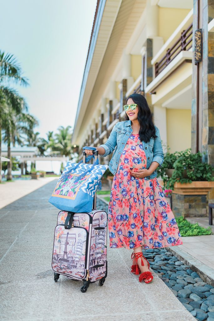 Traveling in style with Nicole Lee USA