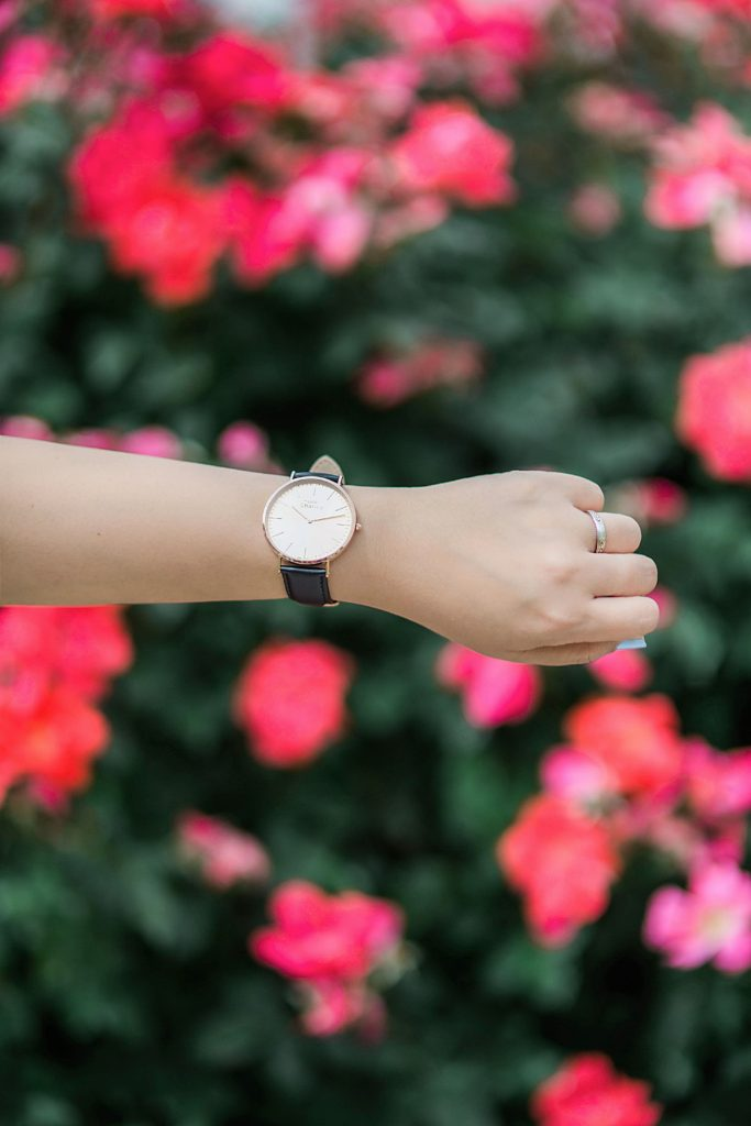 Stylish Luco Charles Watch