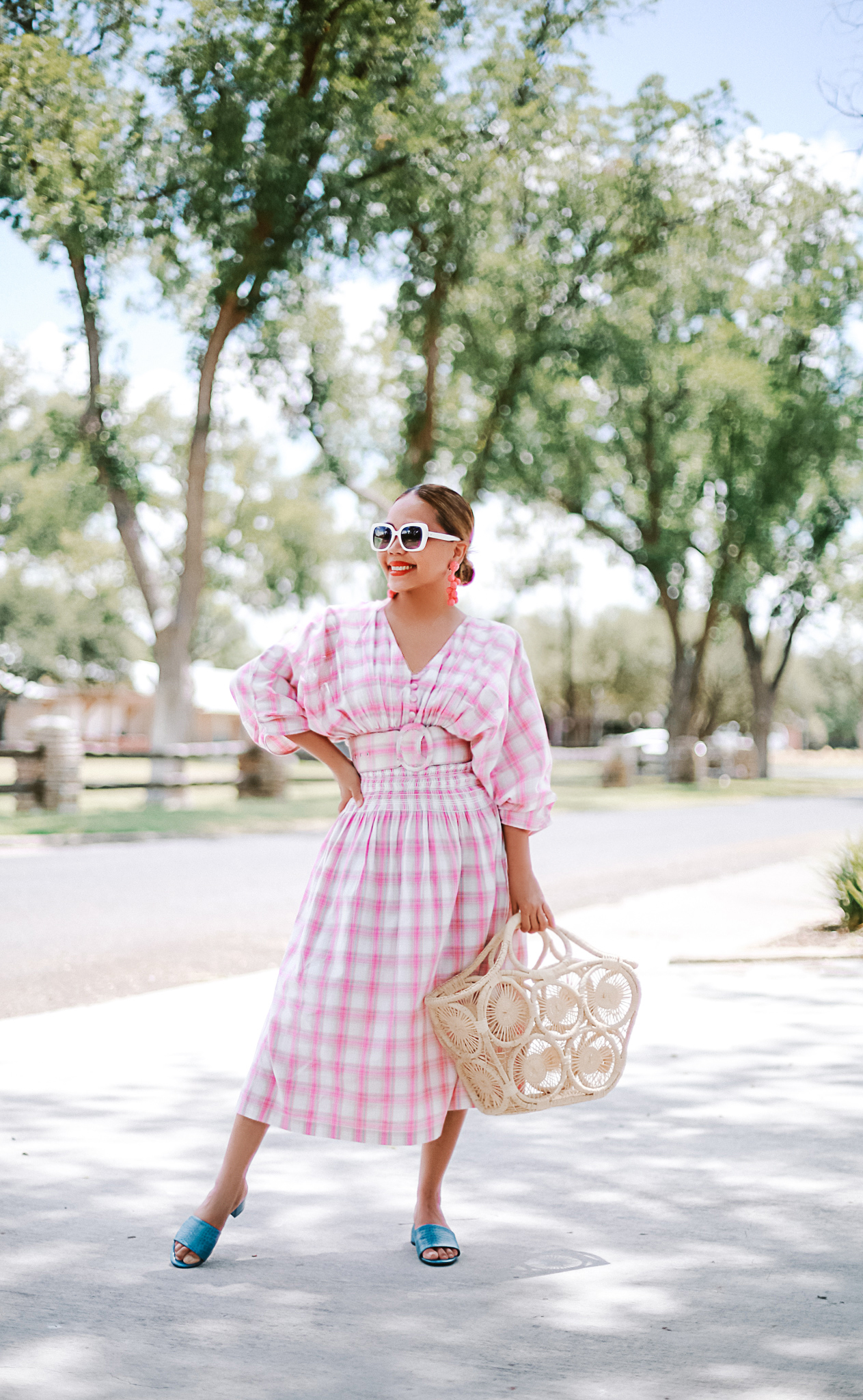 THREE TIMELESS GINGHAM DRESSES YOU NEED IN YOUR CLOSET…