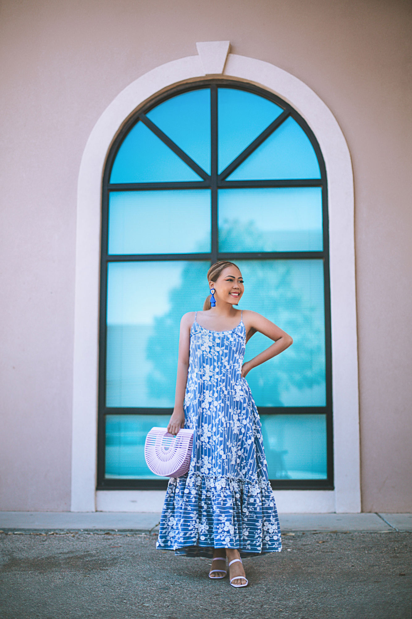 How to Style Floral Dresses